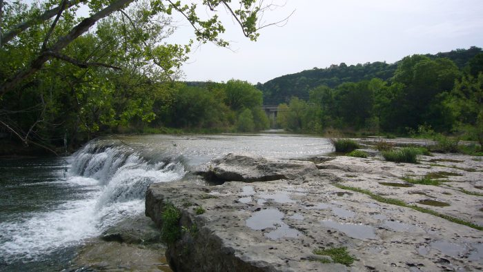 9. Escape from the city's hustle and bustle at Bull Creek District Park.