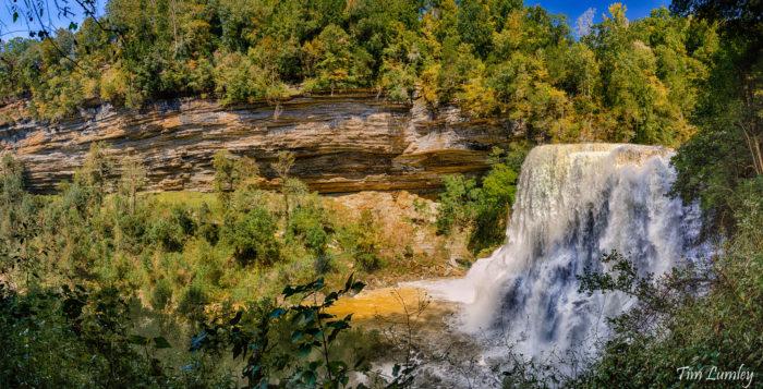 14. Burgess Falls  - Sparta