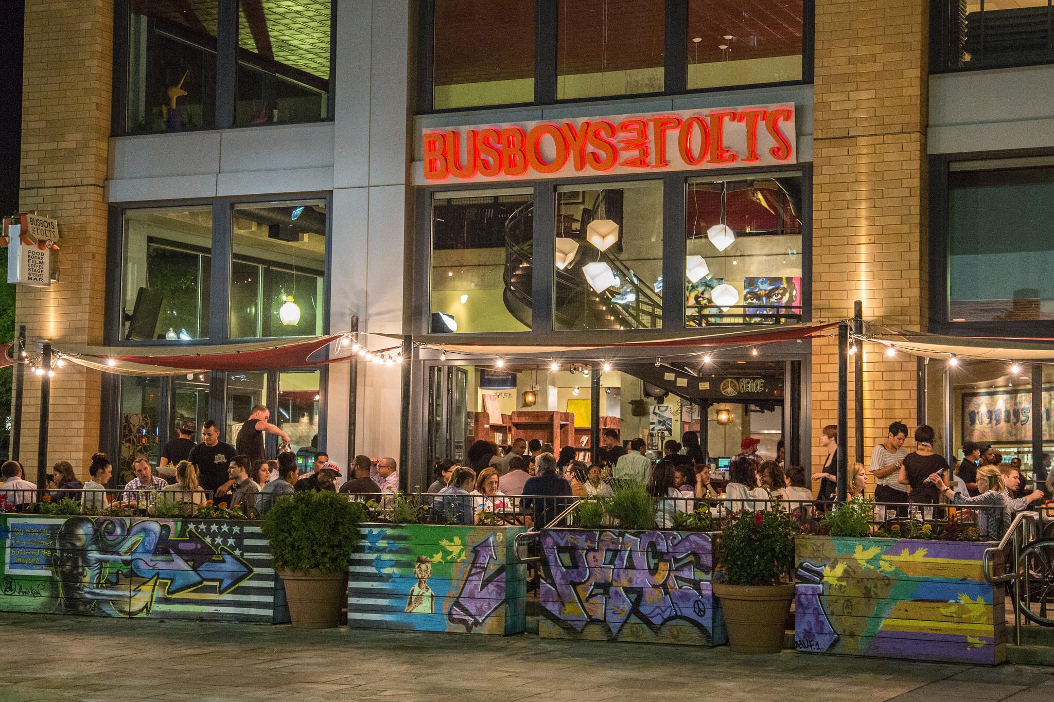 10 Unique Restaurants In Washington Dc That Are Unforgettable