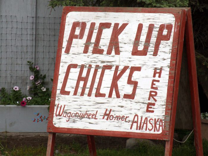 1. One stop shopping. Fast, easy, convenient. Only in Alaska!