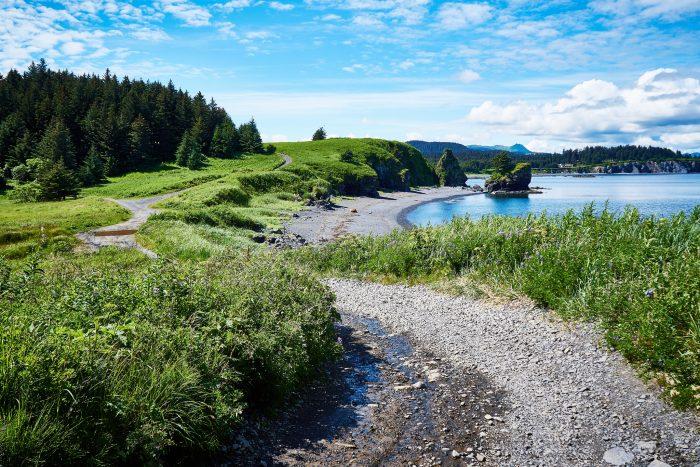 8. Chiniak Highway