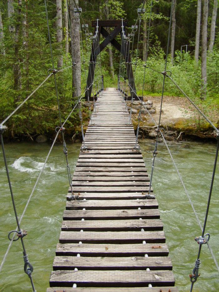 4. Chilkoot Trail – Skagway
