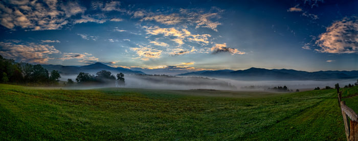 9. Cades Cove - Great Smoky Mountain National Park