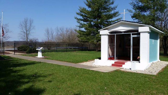 1. Camp Atterbury POW Chapel - Franklin