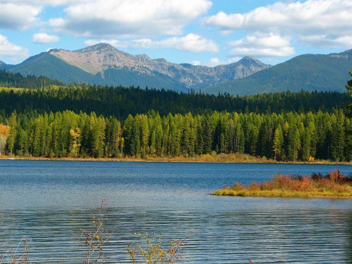 2. Seeley Lake