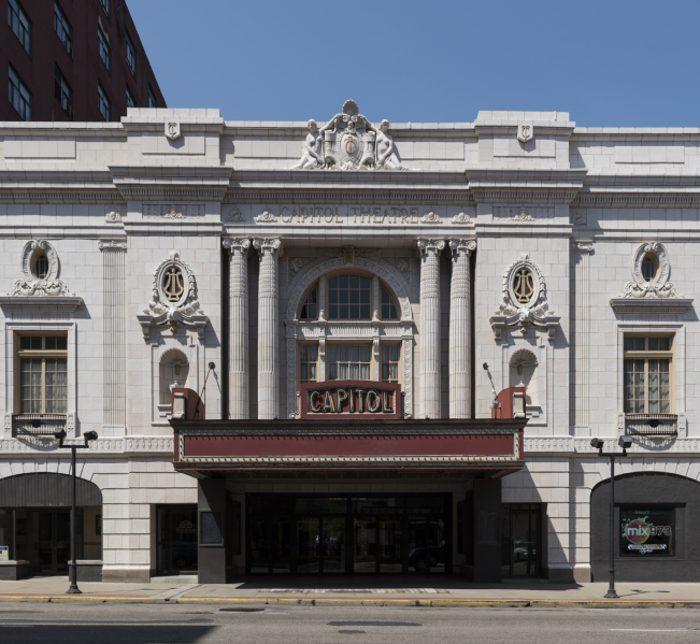The Capitol Theatre, Wheeling