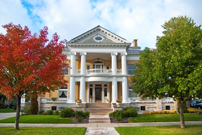 3. Cartier Mansion Bed and Breakfast, Ludington