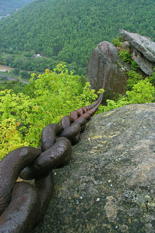 8. Chained Rock