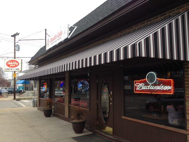 2. Check's Café at 1101 E Burnett Avenue in Louisville