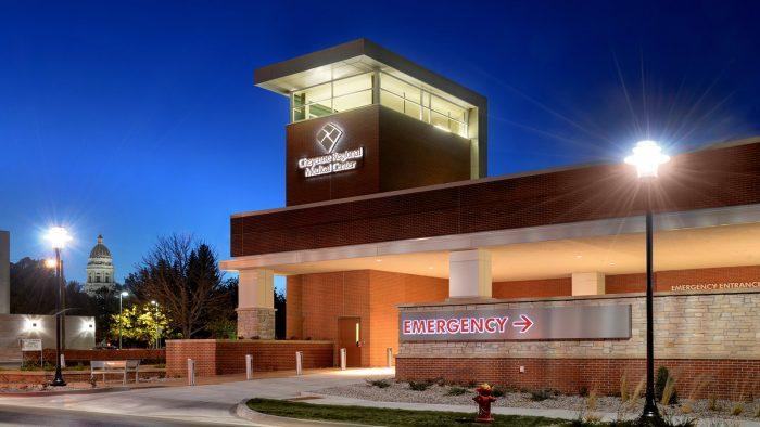 1. Cheyenne Regional Medical  Center
