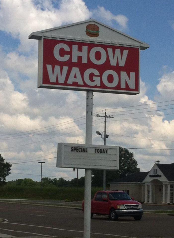 4. Chow Wagon - Milan