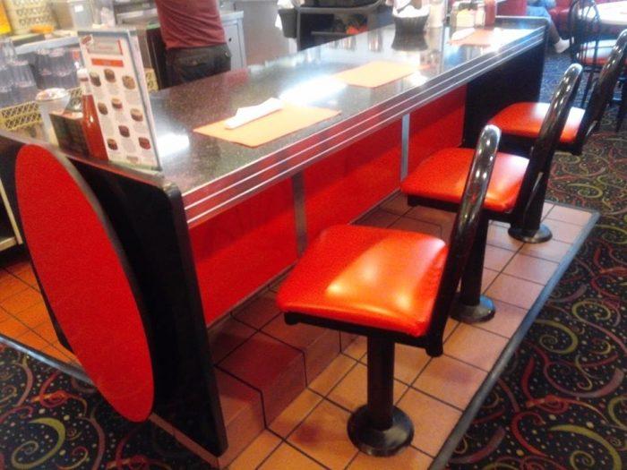 7. City Café Diner - Chattanooga
