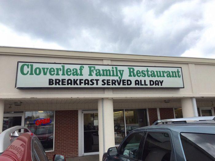 7. Cloverleaf Family Restaurant - Bloomington