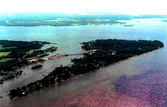 10. Cobb Island
