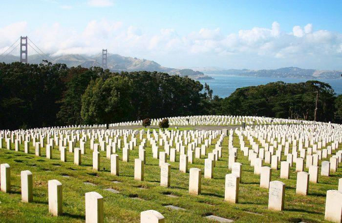 1. San Francisco National Cemetery