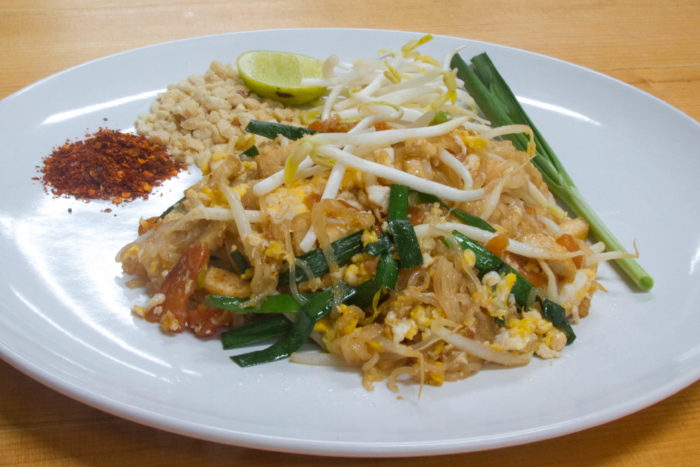 2. Learn the art of Thai cooking.