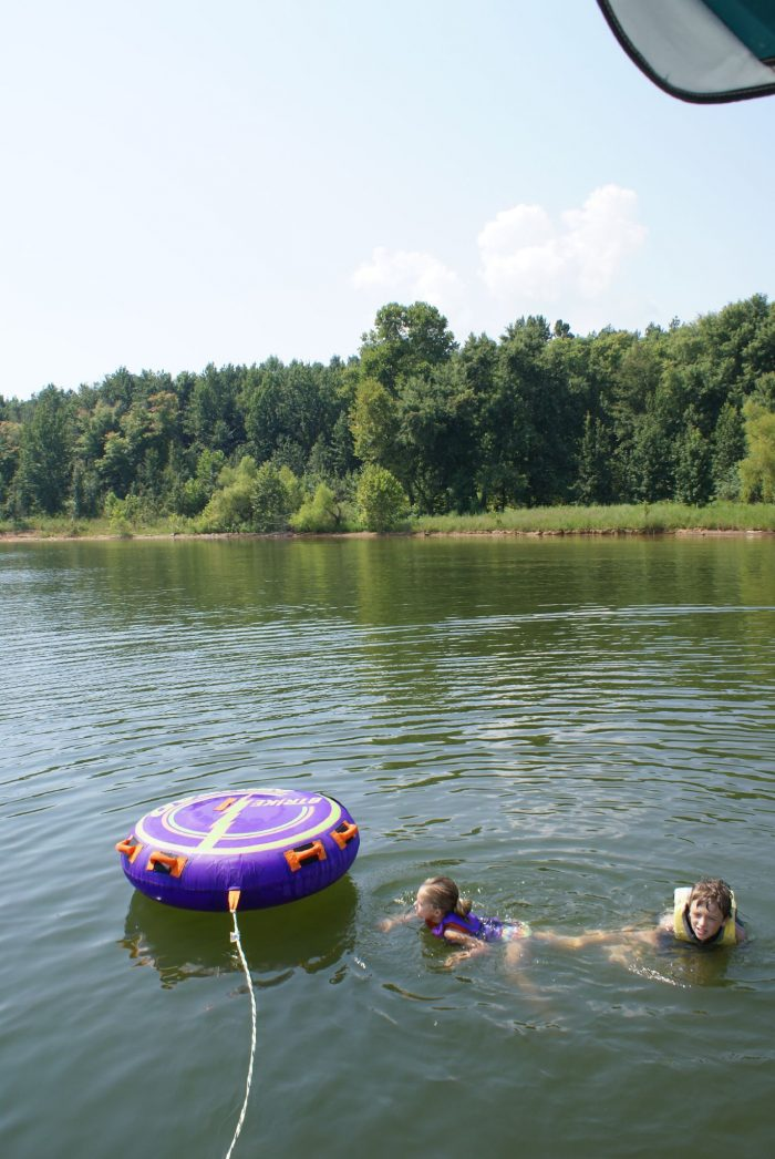 Cool off at Green or Nolin Rivers.