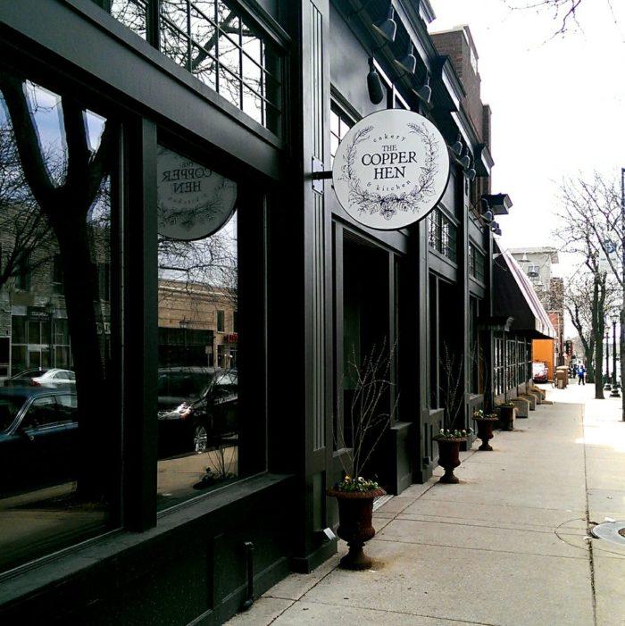 2. The Copper Hen Cakery & Kitchen - Minneapolis