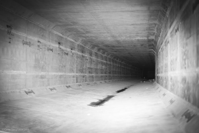 The Tunnels Under Portland Streets Are Incredibly Creepy