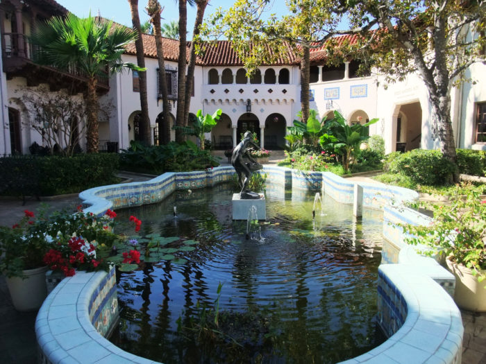 10. The McNay Art Museum in San Antonio