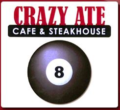 2. Crazy Ate Cafe & Steakhouse, Mountain View