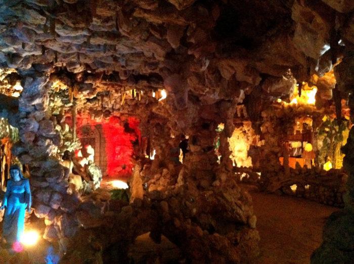 7. Crystal Shrine Grotto - Memphis