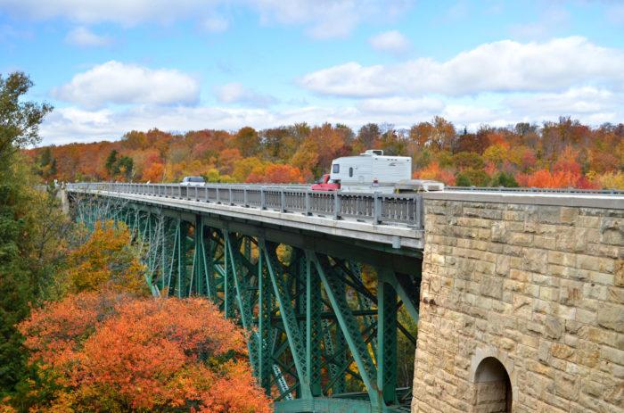 3. Cut River Bridge Overlook