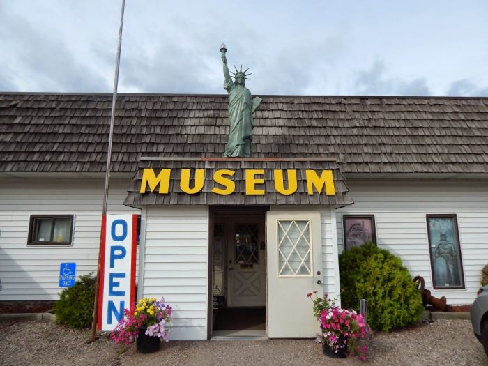 10. The Miracle of America Museum in Polson