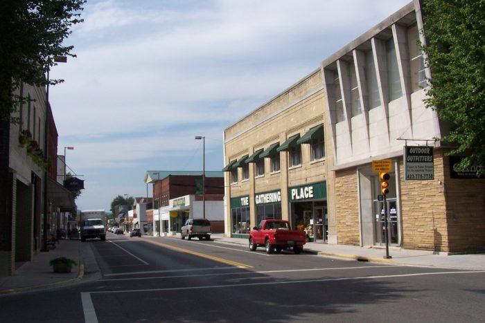 1. Dayton