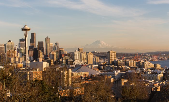 6. Instead of downtown Seattle…