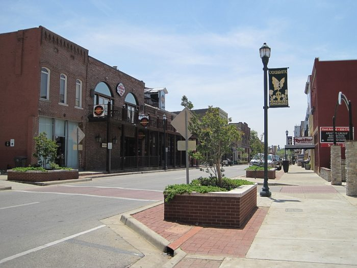 21.Jonesboro is awesome up-and-coming city.