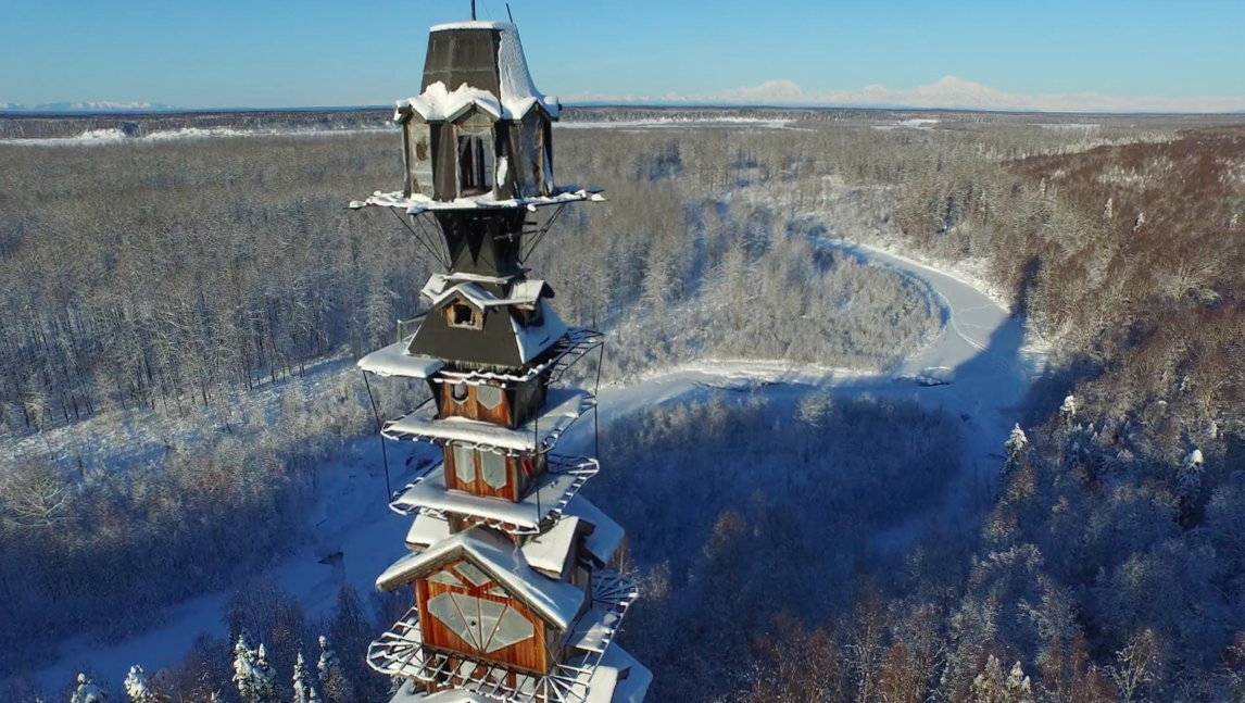 The TRUE Story Behind Alaska's Legendary 'Dr. Seuss House'