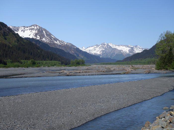 12. Exit Glacier Road