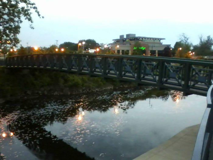 5. Elkhart Riverwalk - Elkhart