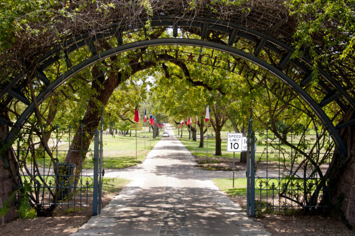 1. The Texas State Cemetery