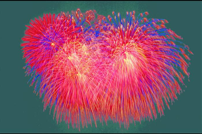 7. July 4th Fireworks in Bozeman