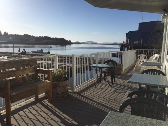 9. Fly In Fish Inn – Sitka