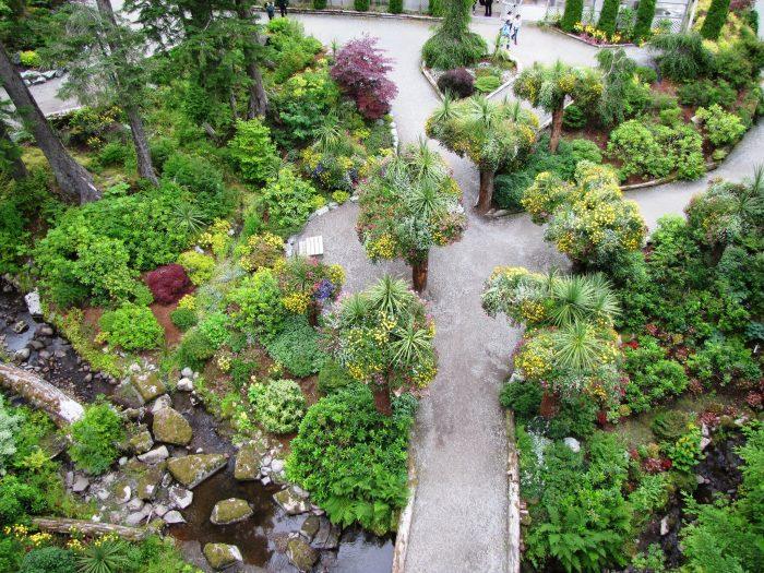 10. Glacier Gardens Rainforest Adventures in Juneau.