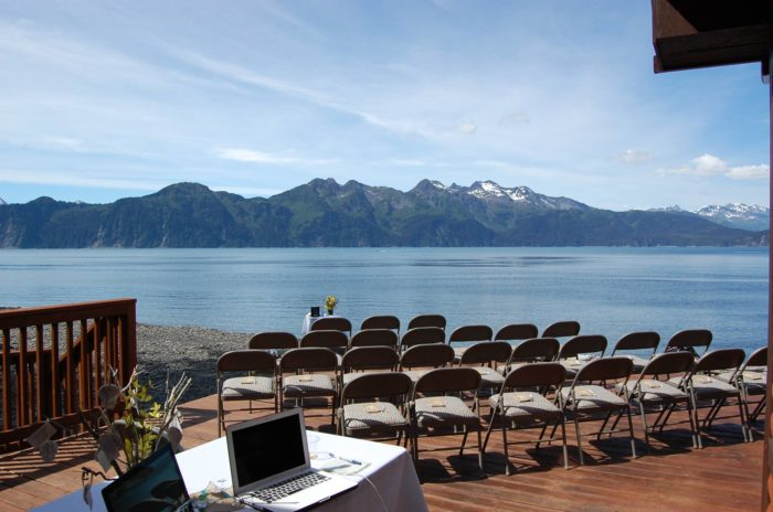 7. Kenai Fjords Wilderness Lodge – Fox Island