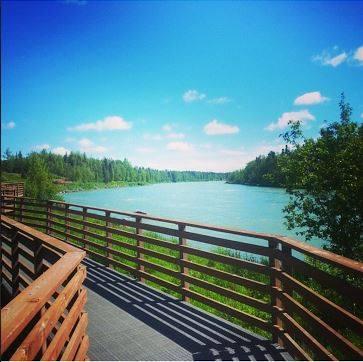 2. Soldotna Creek Park – Kenai River
