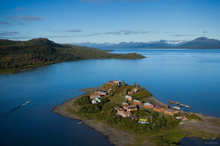 6. Tikchik Narrows Lodge – Dillingham