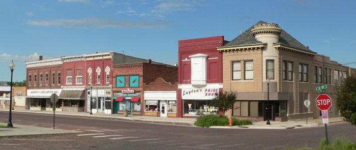 Fairbury is a former railroad town that has persevered through all types of hardships.