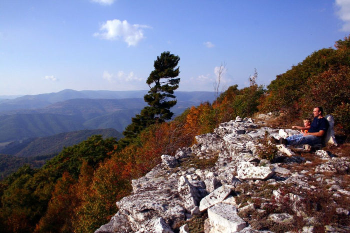 9. North Fork Mountain