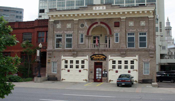 17. Denver Firefighters Museum