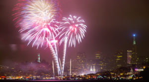 These Fireworks Displays In San Francisco Will Drop Your Jaw