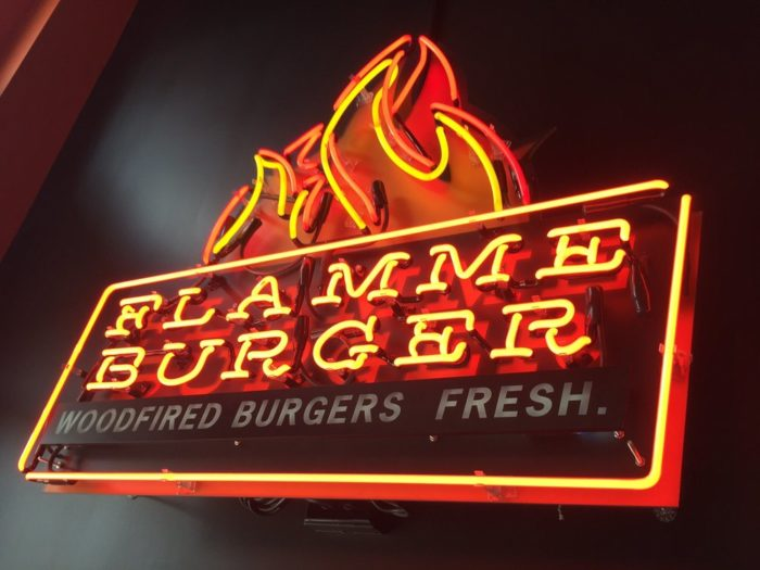 6. Flamme Burger - Fishers