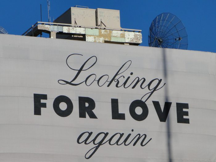7. Online dating in Alaska? Pssh, we'll just put up a billboard. You say desperate. We say ambitious and goal oriented.