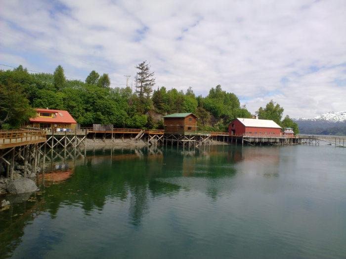 14. Halibut Cove