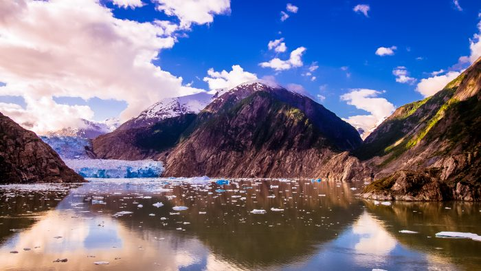 8. Tracy Arm Fjord