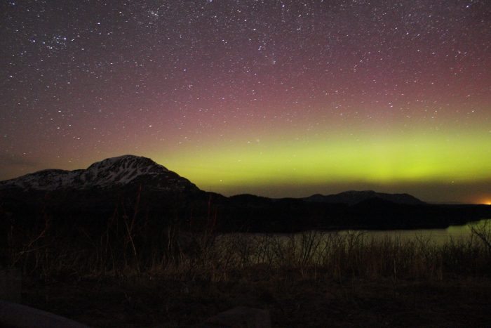 2. What time do the Northern Lights come out?